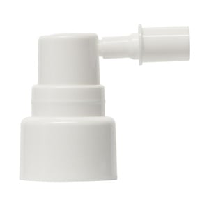 Throat applicator