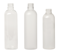 lacquered PET bottles