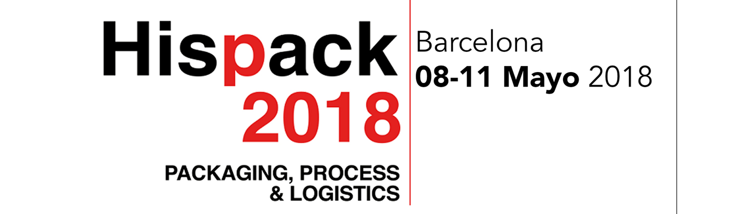 Hispack Frapak packaging Barcelona